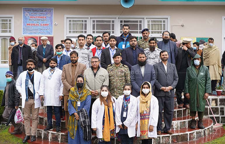 Photo of Successful Medical camp