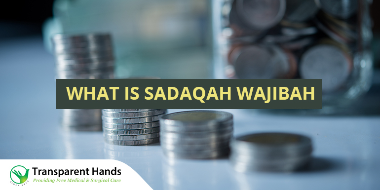 What is Sadaqah Wajibah?