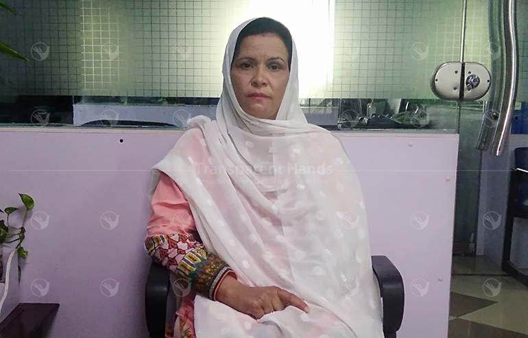Asia Parveen'