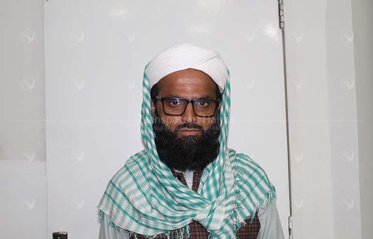 Mouazam Khan