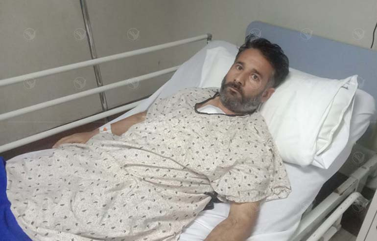 Said underwent open heart surgery
