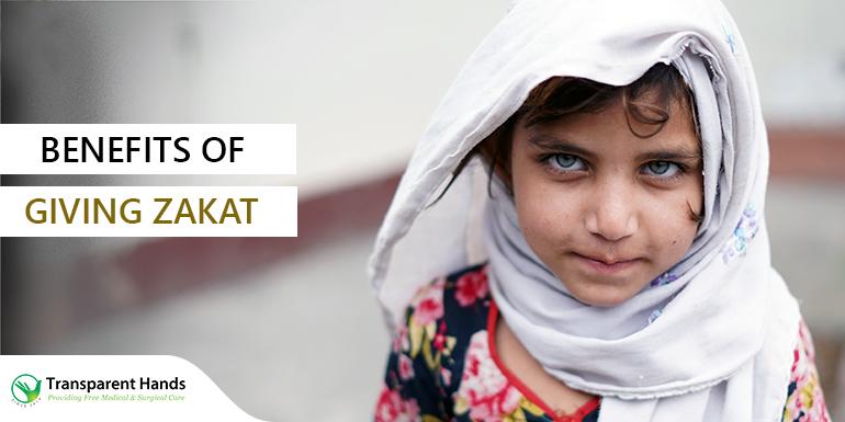 Benefits of Giving Zakat