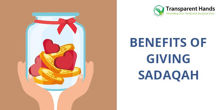 Benefits of Giving Sadaqah