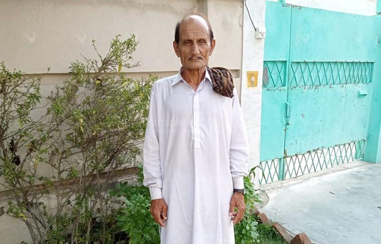 Nazar Hussain