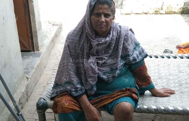 Rasheeda BIBI