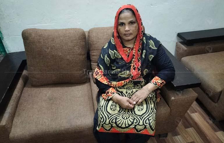 Zubaida Bashir