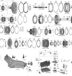 trans parts online 200 2004r transmission parts th350 exploded diagram 2004r parts diagram [ 1404 x 842 Pixel ]