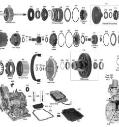 trans parts online 4f27e 4f27e transmission parts ford transmission diagram automatic transmission 4f27e [ 1370 x 801 Pixel ]