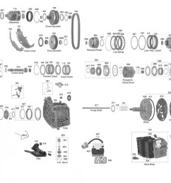 ford taurus custom moreover ford cd4e transmission diagram also 99 cd4e wiring diagram [ 1266 x 850 Pixel ]