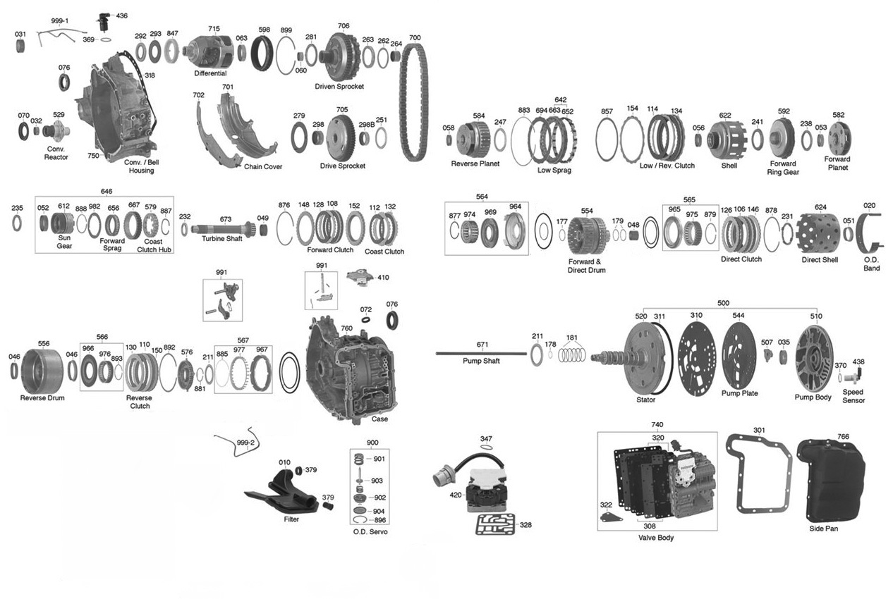 hight resolution of ford taurus custom moreover ford cd4e transmission diagram also 99 cd4e wiring diagram