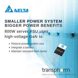 Delta Power Converters