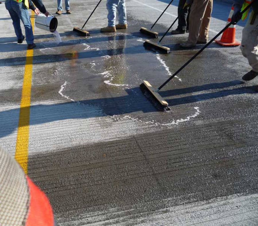 Concrete Overlay Products