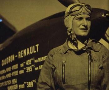 Helene Boucher