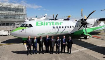 the-airline-binter-canary-incorporates-its-first-atr-600-aircraft-to-its-fleet