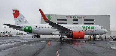 VIVA AEROBUS-A320NEO-XA-VII