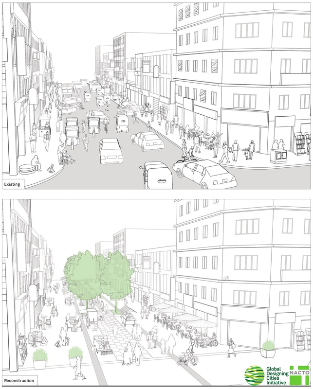 Global Street Design Guide Now Available Online for Free