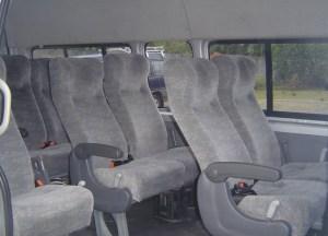 Minivan para 10 personas en Costa Rica