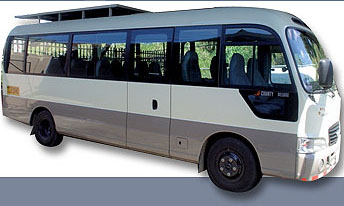 20 PASSENGER LUXURY VAN