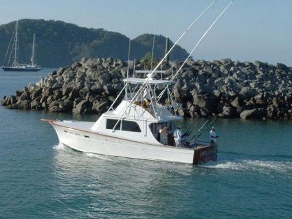 Fishing Charters Jaco Beach