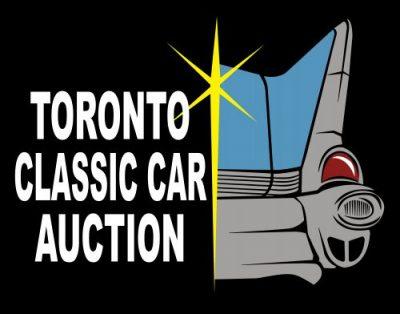 UPCOMING EVENT: Toronto Fall Classic Car Auction