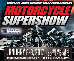 UPCOMING EVENT: North American International Motorcycle SuperShow