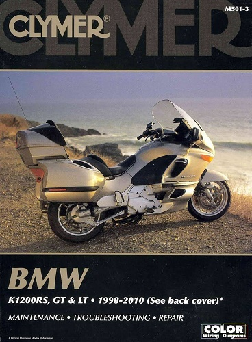 BMW K1200RS, LT and GT 1998-2010 - transportbooks com