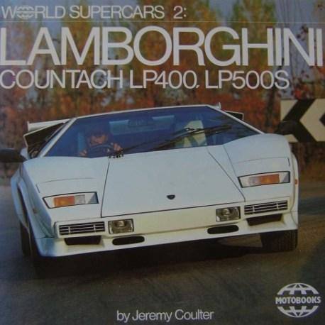Lamborghini Countach Lp400 Lp500s Transportbooks Com
