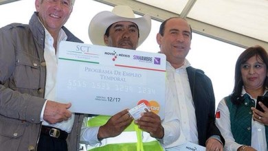 Photo of Entregó SCT obras carreteras en Coahuila