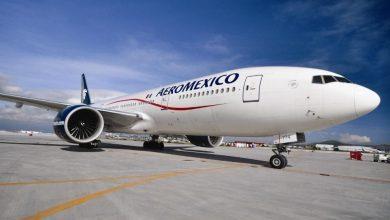 "Photo of Pasajeros ""truenan"" contra trabajadores de Aeroméxico"