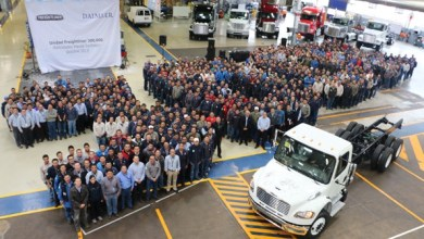 Photo of Inician beneficios de la planta de Daimler Truck derramadero