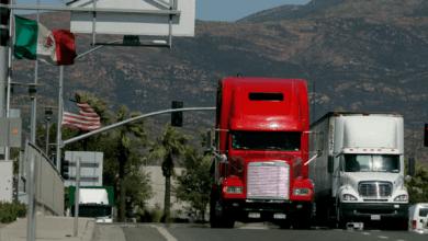 Photo of Transporte de carga entre México y EU crece 5%