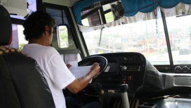 Photo of Dan de baja a 40 choferes por conducir drogados en Estado de México