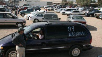 Photo of Disminuye 78% importación ilegal de vehículos usados