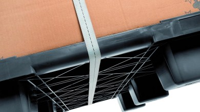 Photo of Cabka crea palet ligero con 20% mas de capacidad de carga