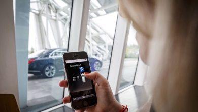 Photo of Los Mercedes Benz podrán estacionarse por medio de una app