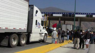 Photo of Rechazan transportistas medidas de SCT en Baja California