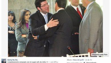 Photo of Hijo del secretario Ruiz Esparza gana mas que jefe de gobierno del DF