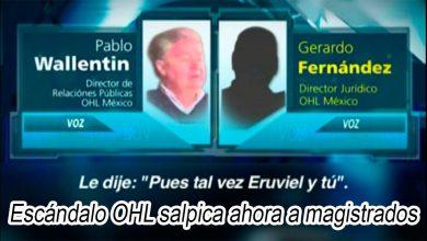Photo of Pese a escándalo de corrupción OHL mantendrá sus concesiones