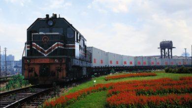 Photo of Transporte ferroviario de mercancías de China cae 10 % en julio
