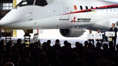 Photo of Mitsubishi probará su primer avión de pasajeros en octubre