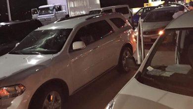 Photo of Apedrean a vehículos en la recién inaugurada Salamanca León