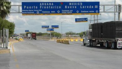 Photo of Inicia operaciones la aduana de México en Laredo Texas