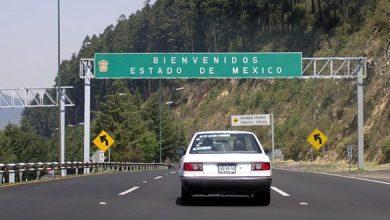 Photo of Habilitan 6 retornos en carretera a Toluca por fase de construcción