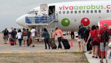 Photo of Cancela Viva Aerobús vuelos hacia Puerto Vallarta, Colima y Tepic
