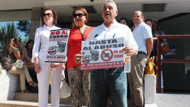Photo of Residentes de Playas de Tijuana exigen quitar caseta de cobro
