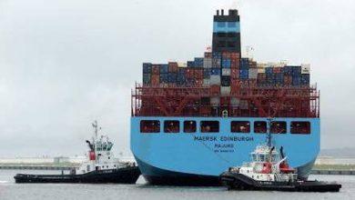 Photo of Edimburg, el buque más grande que arriba a Latinoamérica