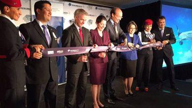 Photo of Aterriza Aeroméxico en Vancouver