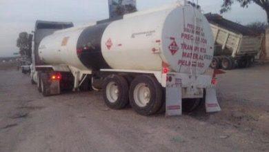 Photo of Asegura tractocamión con combustible robado