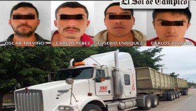 Photo of Capturan a asaltantes y secuestradores a operadores en Tampico