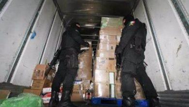 Photo of Atrapan a asaltantes de carga, rescatan a operador secuestrado